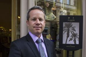 Parfém na přání děláme za pět tisíc liber, říká ředitel londýnského Florisu