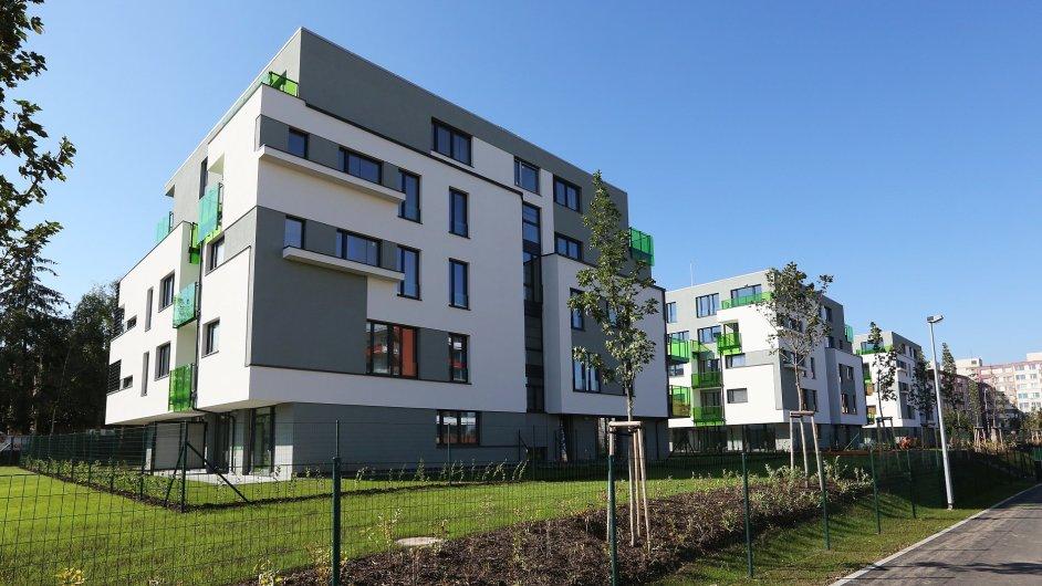 Developeři loni v Praze prodali byty za 17,7 miliardy