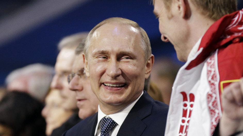 Závěrečný ceremoniál olympijských her v Soči 2014