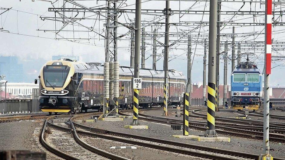 Konkurence na železnici