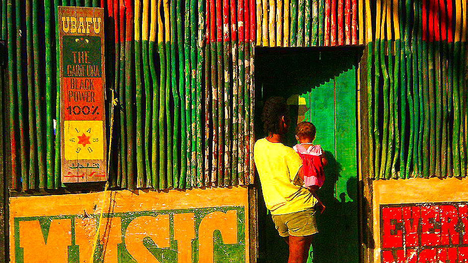 Reggae na Jamajce zažilo zlatou éru v sedmdesátých letech.