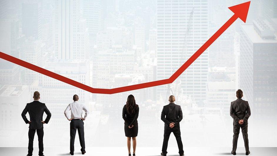 Počet nových firem v Česku vzrostl.