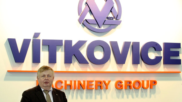 Jan Sv�tl�k, ��f V�tkovice Machinery Group