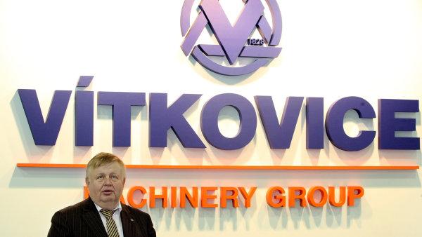 Jan Světlík, šéf Vítkovice Machinery Group