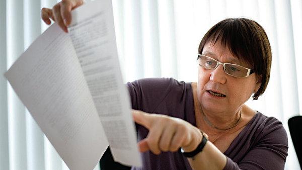 Ombudsmanka chce sjednotit minimální mzdy.