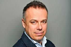 Radek Novotný, generální ředitel společností Whirlpool a Indesit v České a Slovenské republice