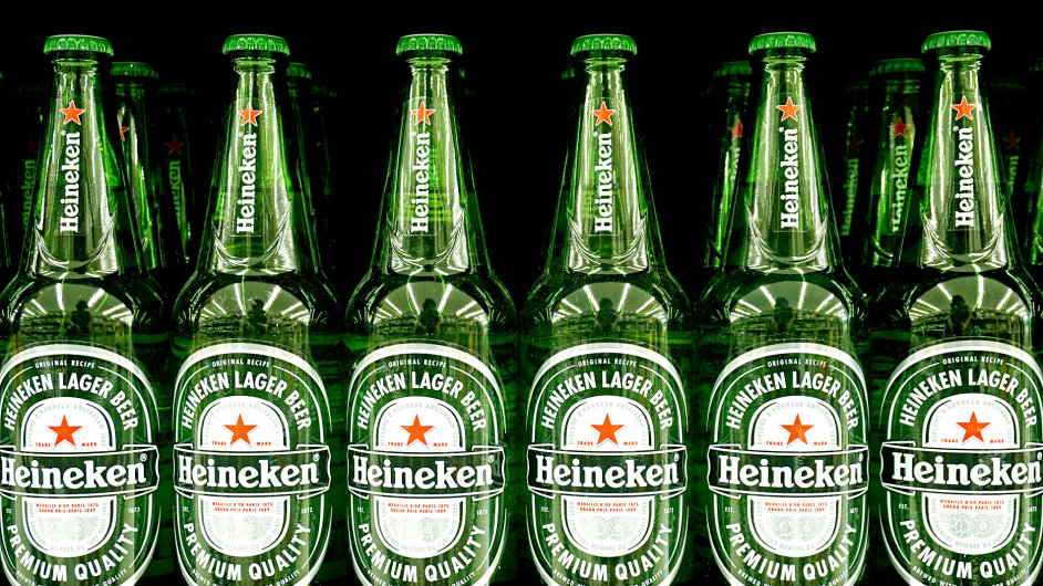 Heineken - Ilustrační foto.