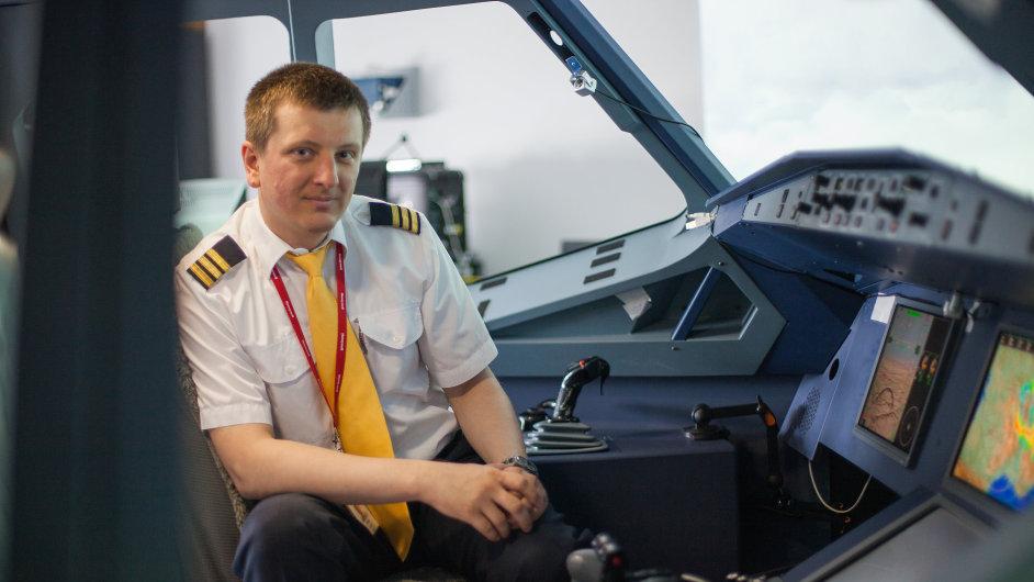 Honeywell, Pilot, Ivan Lacko