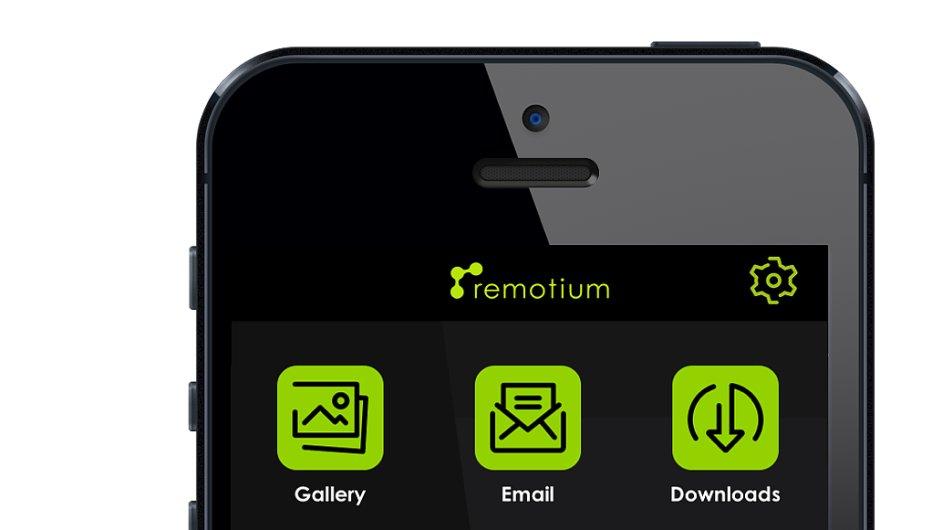 Virtual Mobile Platform od společnosti Remotium