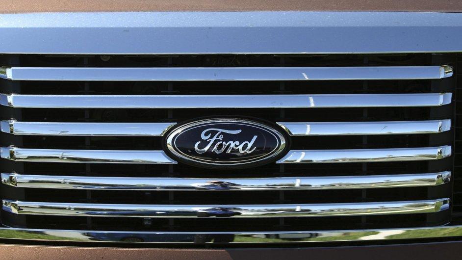 Znak automobilky Ford