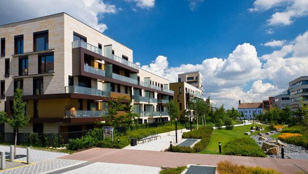 Koupě nového bytu se dále prodražuje - Ilustrační foto