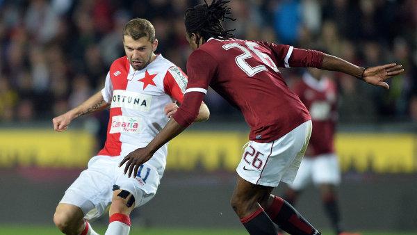 Fotbaloví rivalové Sparta a Slavia by mohli mít stejného majitele - Ilustrační foto.