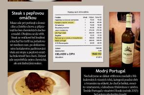 Moje ��tenka: Rodinn� restaurace Atmosf�ra v Lokti m� hezk� interi�r, j�dlu ale chyb� �mrnc