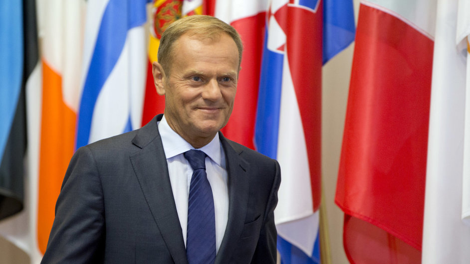 EU, Donald Tusk