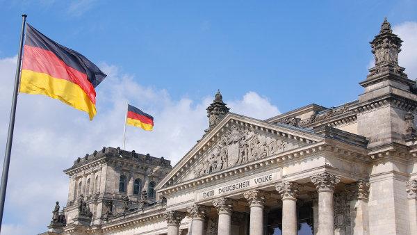 Německá ekonomika je největší v Evropě a je na ní závislá i řada českých podniků - Ilustrační foto.