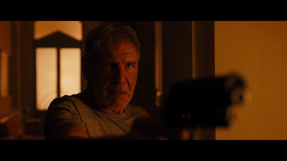 Harrison Ford si zopakoval roli z Blade Runnera z roku 1982.