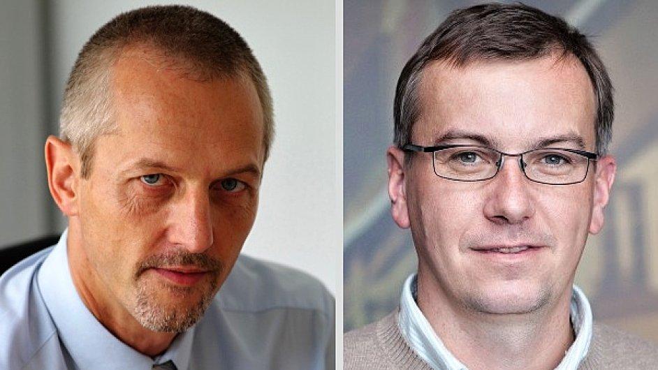 Vladimír Rohel a Petr Mlejnský posílili vedení Národní agentury pro komunikační a informační technologie (NAKIT)