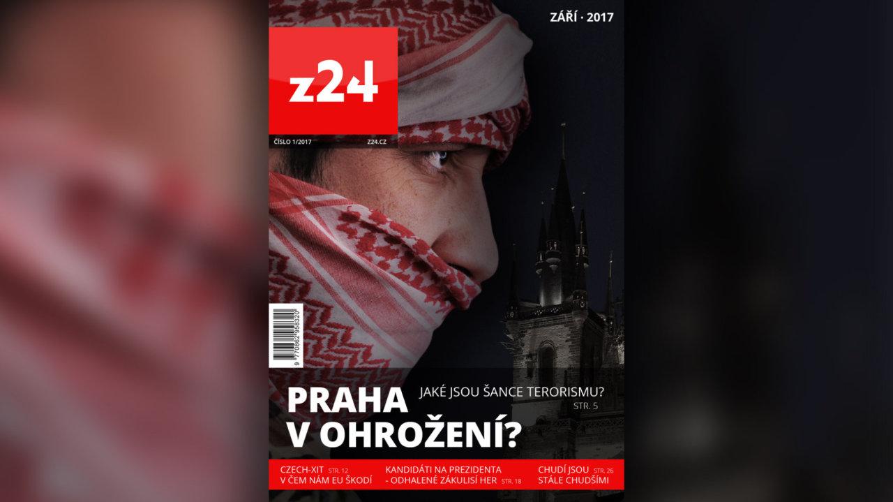 Tištěný magazín Z24