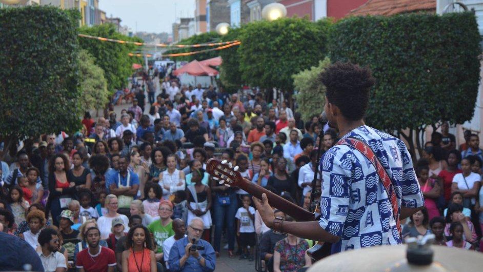 Festival Atlantic Music Expo na Kapverdách skončil minulý týden.