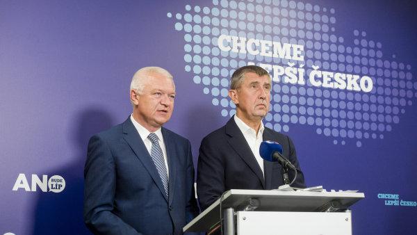 Česko může mít poprvé od pádu komunismu vládu jedné strany. ANO by prospělo propadnutí hlasů voličů lidovců či TOP 09