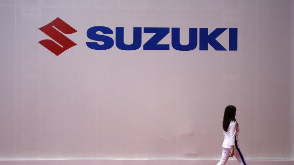 Suzuki posílá právníky na konkurenční automobilku Kia - Ilustrační foto.