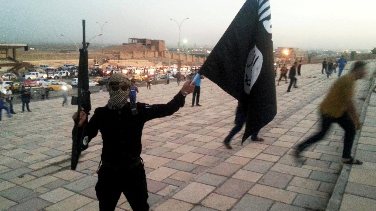 Islámský stát, IS, Mosul, džihádista, terorismus