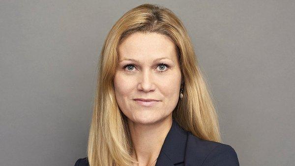 Claire Dixon, senior viceprezidentka a ředitelka komunikace společnosti VMware