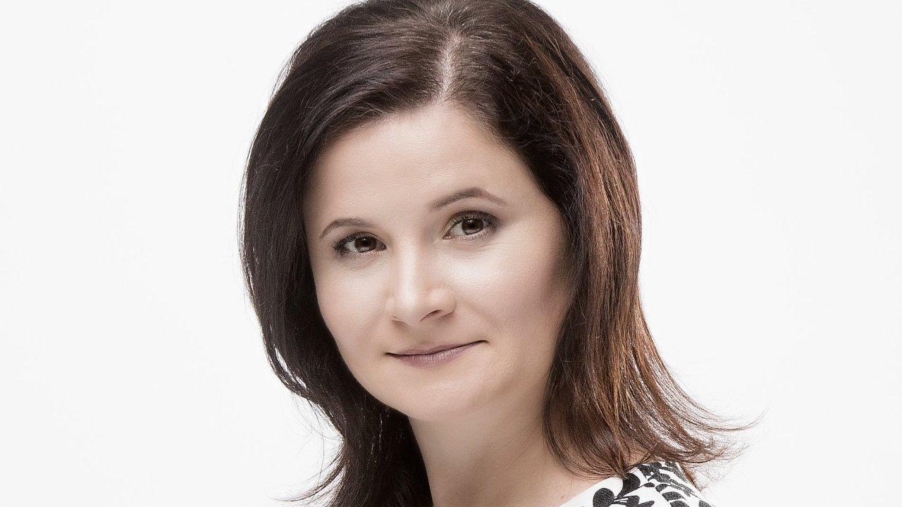 Petra Bezděková, HR manažerka společnosti KVADOS