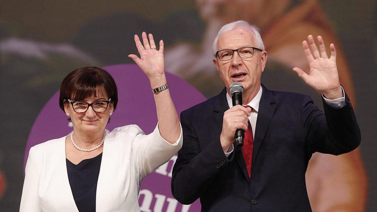 Rozhovor s poraženým prezidentským kandidátem Jiřím Drahošem