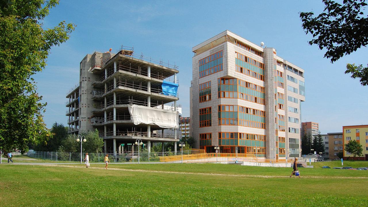 Skelet Ostrava 2009