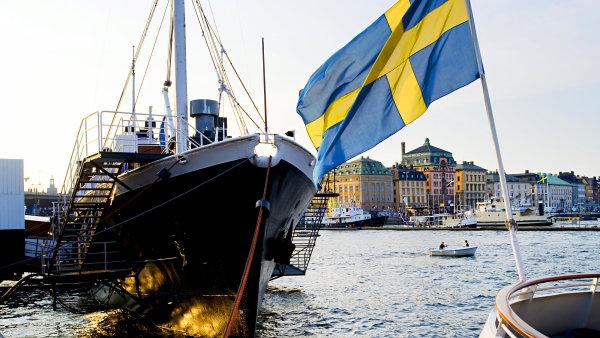 Revize přišla v době napjaté debaty ve Švédsku o tom, zda by centrální banka měla v prosinci rozhodnout o zvýšení úrokových sazeb - Ilustrační foto.