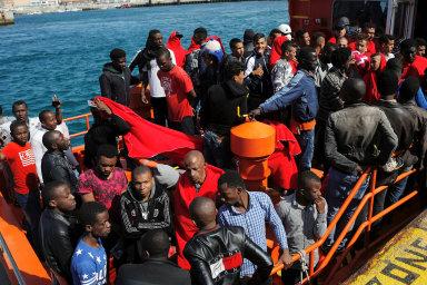 Česká pomoc by měla přispět k odstraňování příčin migrace z Afriky do Evropy - Ilustrační foto.