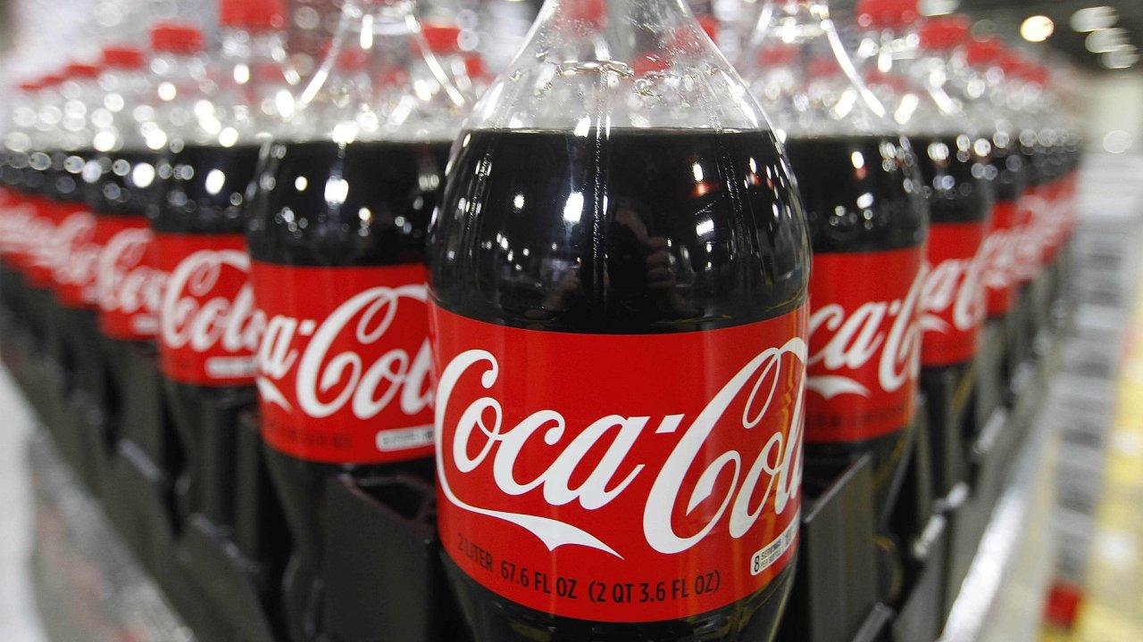 Coca-Cola, ilustrační foto