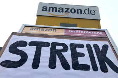 Německý Amazon uvedl, že v Německu stávkovalo kolem 620 pracovníků. Podle odborového svazu to však bylo kolem tisíce.