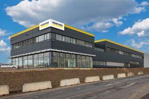 Nová centrála firmy Kaercher