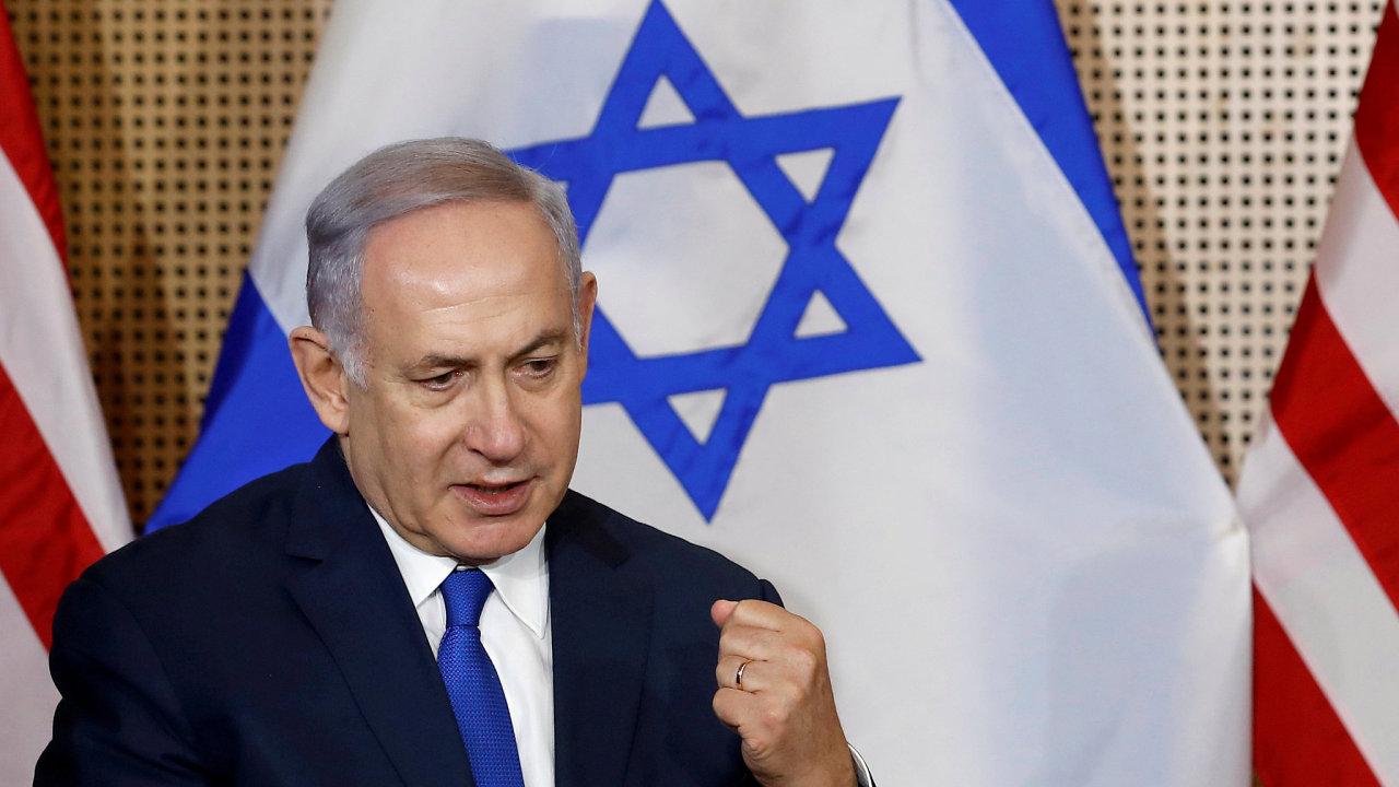 Spor mezi Polskem a Izraelem vyvolaly komentáře izraelského premiéra Benjamina Netanjahua o podílu Poláků na vyvražďování Židů za druhé světové války.