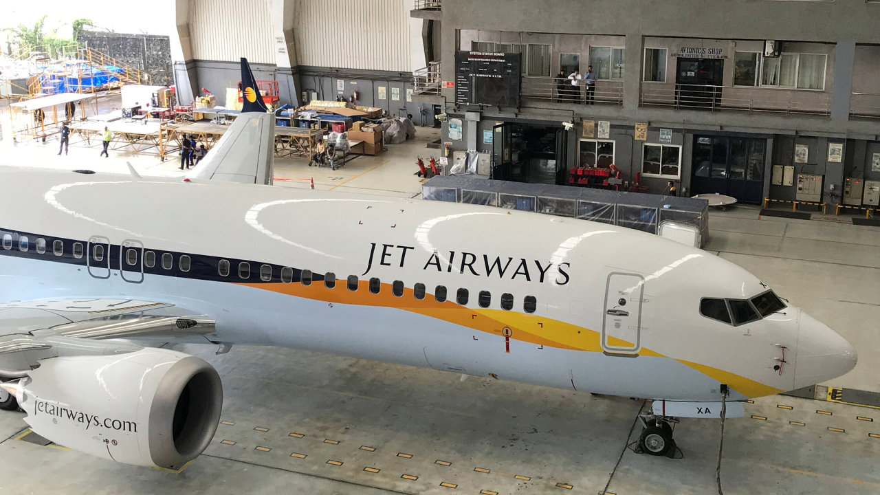 Jet Airways, Boeing 737 Max 8