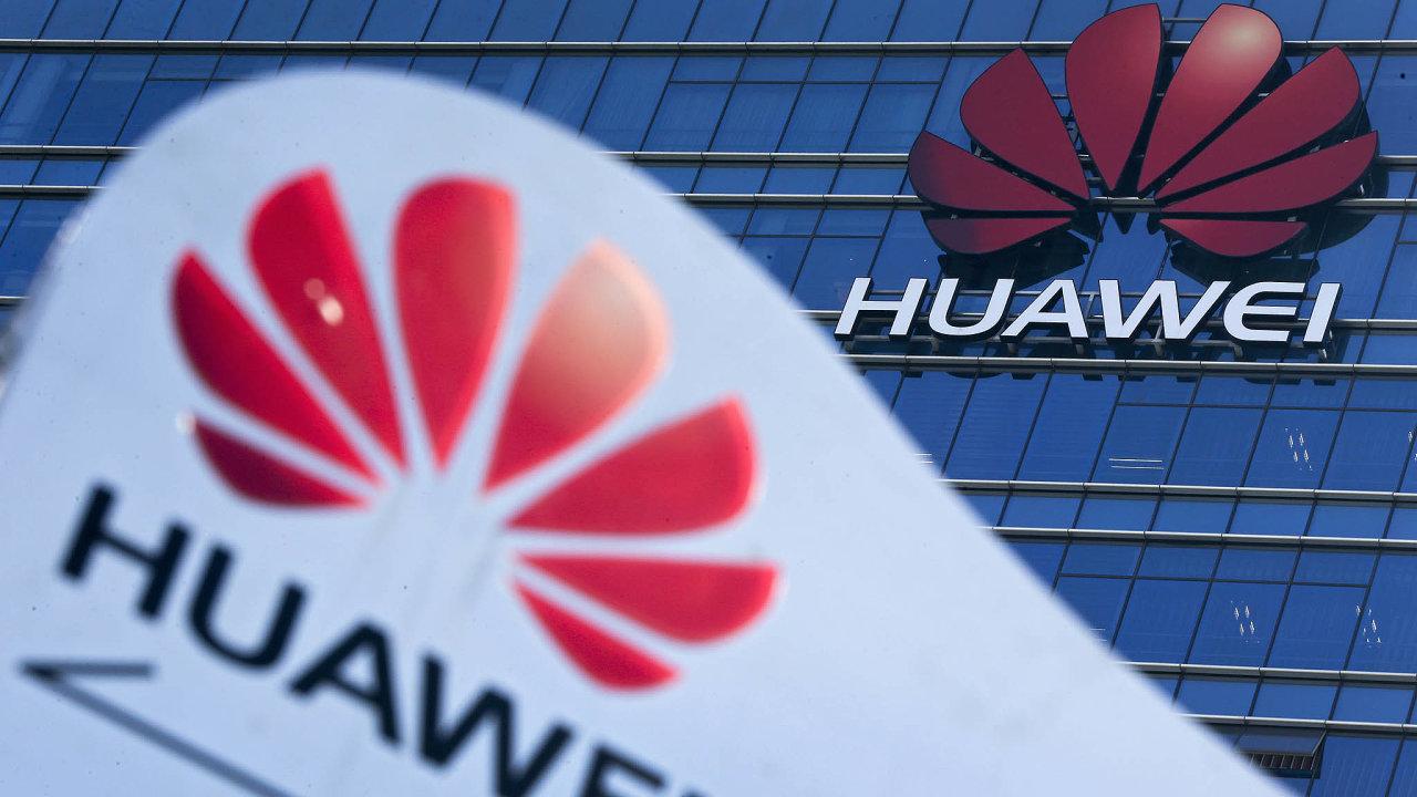 Kauza vládních plánů o Huaweii podle policejního velitele