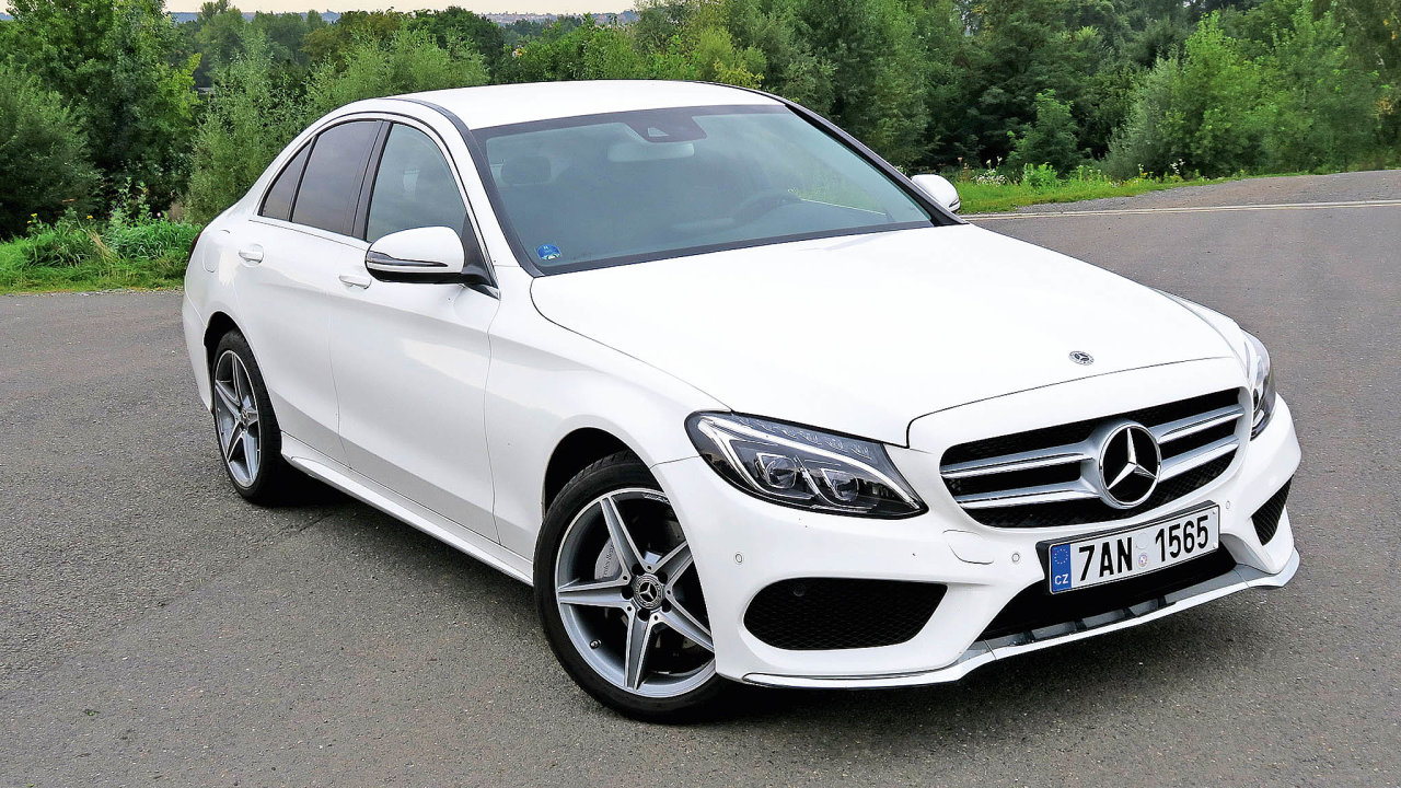 Mercedes C 220d 4Matic