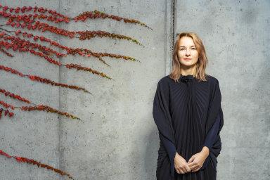 """""""Jsme pořád obklopeni nějakými předměty, tak bychom měli mít zájem natom, aby byly krásné akvalitní,"""" říká ředitelka Designbloku Jana Zielinski."""
