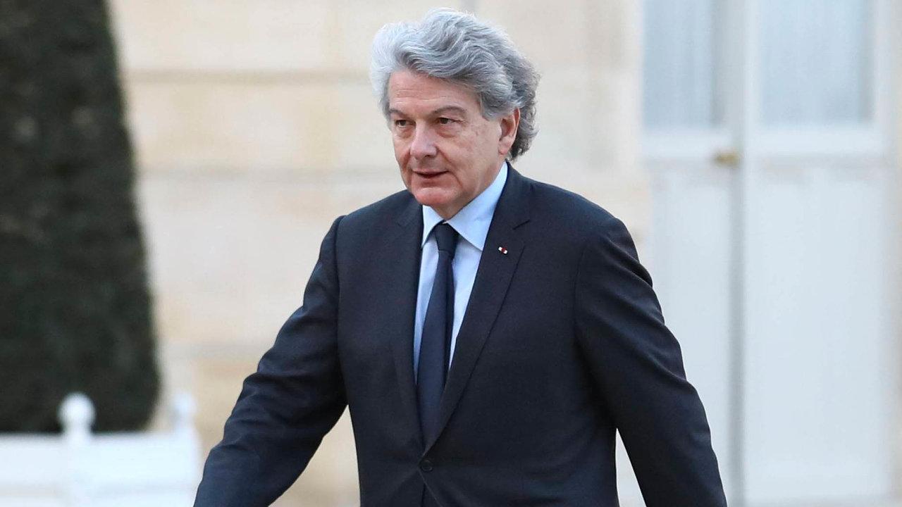 Thierry Breton by měl mít v komisi na starosti fungování evropského vnitřního trhu či záležitosti průmyslu. Část europoslanců tvrdí, že by ale byl coby bývalý šéf významných technologických firem ve střetu zájmů.