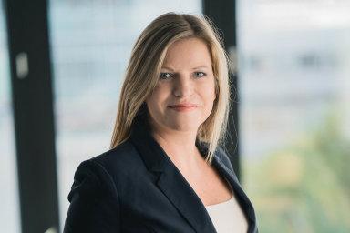 Markéta Houštecká (39) je ředitelkou nové společnosti Inbrait, která externě poskytuje IT odborníky. V roli šéfky zodpovídá za pokrytí obchodních a marketingových aktivit společnosti.
