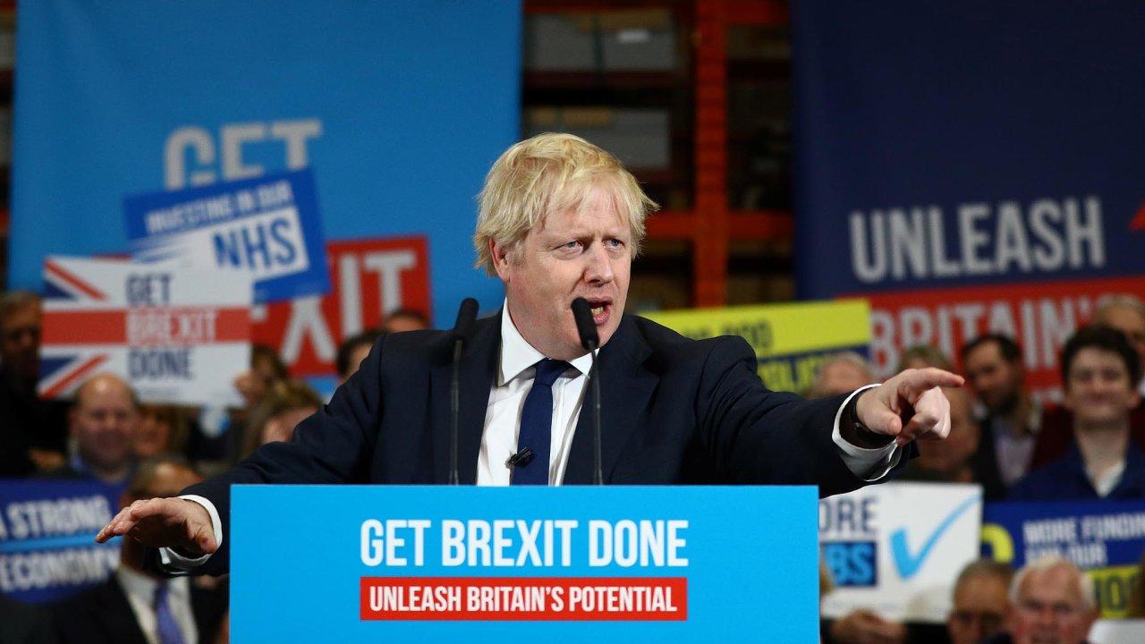 Zvítězí Boris Johnson? Ale hlavně, jak výsledek voleb ovlivní podobu brexitu a pozice Skotů a Irů?
