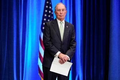 Bloomberg vynaložil průměrně přes 18 milionů dolarů (428 milionů korun) na to, aby si zabezpečil jednoho delegáta.