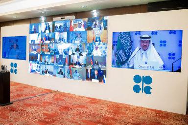Dohodě předcházel týdenní maraton bilaterálních jednání a videokonferencí mezi zástupci států těžících ropu z celého světa.