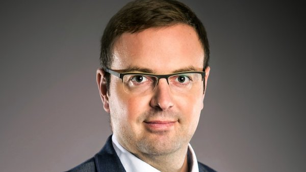Martin Janáček, generální ředitel SAP Labs Česká republika a viceprezident oddělení AIS