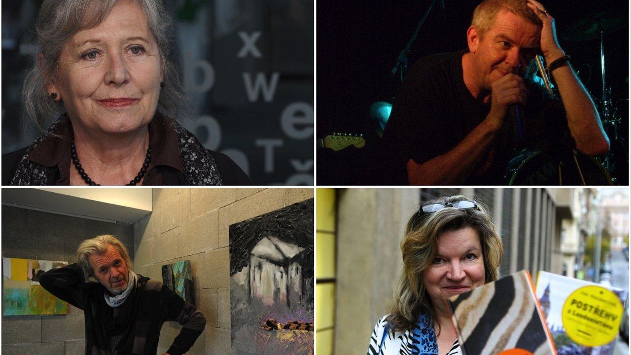 Think tank HN: Cancel culture. Helena Třeštíková, Iva Pekárková, Petr Fiala, Jiří David