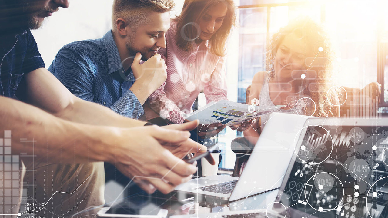 Podle studie poradenské firmy McKinsey může být hlavním motorem oživení české ekonomiky sázka nadigitální produkty aslužby.