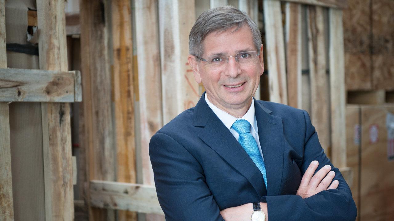 Stefan Krauter, generální ředitel společnosti cargo-partner