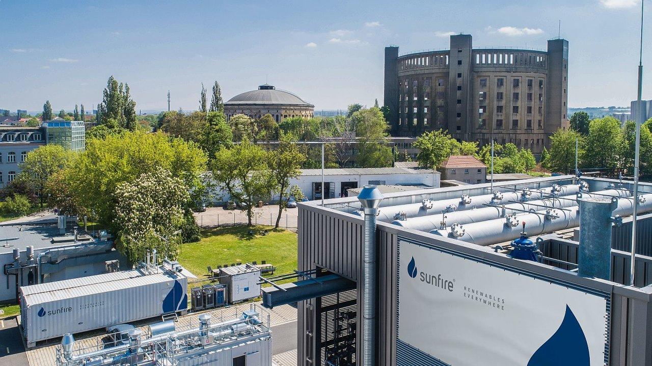 Do německé společnosti Sunfire investoval Inven už v roce 2015. Firma z Drážďan se specializuje na elektrolyzéry, o které je v době takzvané vodíkové horečky ve světě obrovský zájem.